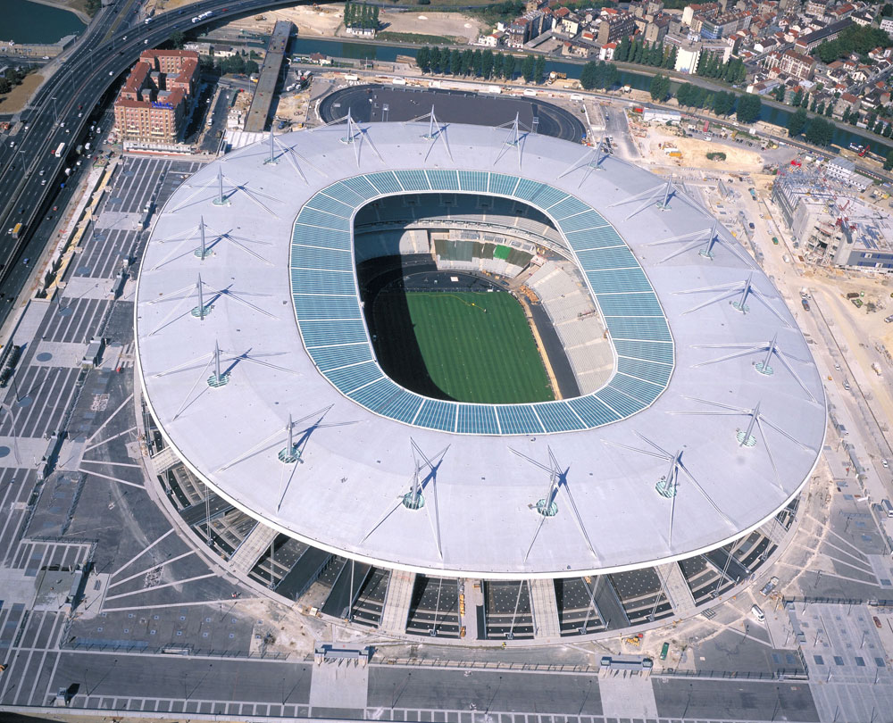 Stade de france bouygues construction australia - Tribune vip stade de france ...